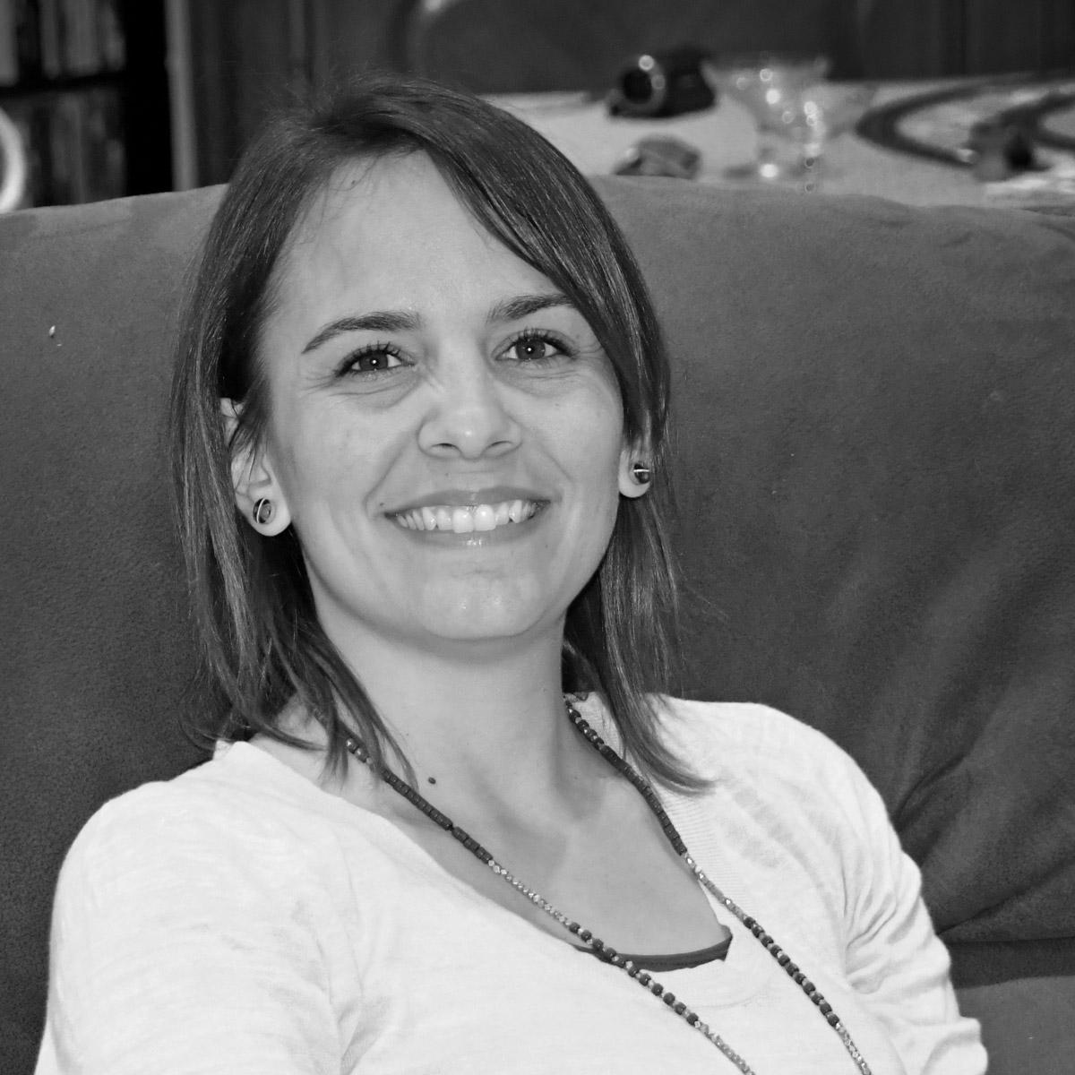 Adeline Guilleux, responsable de projets